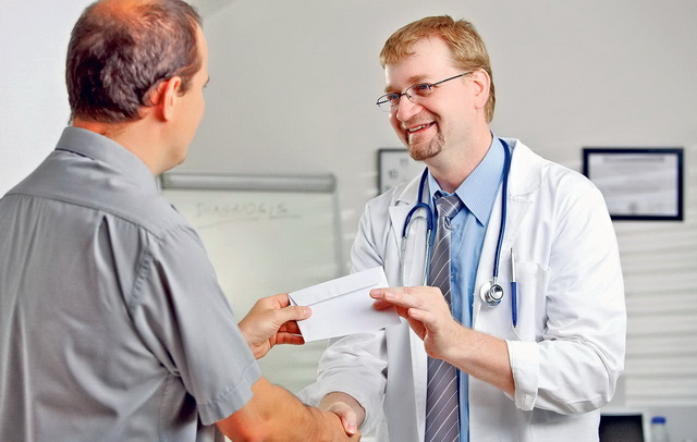 Anti-Bribery Synergy: Spitale din Neamţ în care se solicită bani sau atenţii
