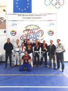 Show Time Sport Club scrie istorie la primul campionat național