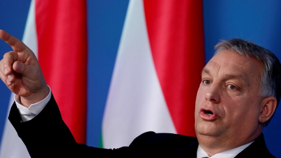 """Viktor Orban afirmă că a construit în Ungaria """"statul democr"""