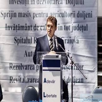 ALDE DOLJ:CINE ARE INTERESUL SA AFECTEZE SECURITATEA ENERGETICA A ROMANIEI?!