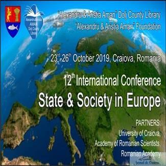 Biblioteca Aman : Conferinta Stiintifica Internationala Stat si S