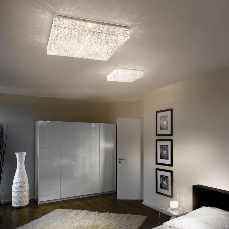 Cum alegi plafoniera perfectă pentru dormitor? Iata cateva recomandari pentru o ambianta calda si placuta
