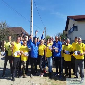 Dobrica Petrisor  intra in cursa pentru Primaria Podari din parte