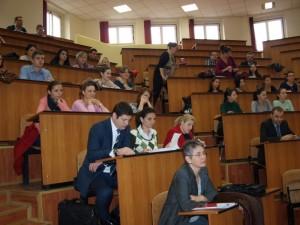 Facultatea de Drept Sibiu. Conferința Națională de Dreptul Mun