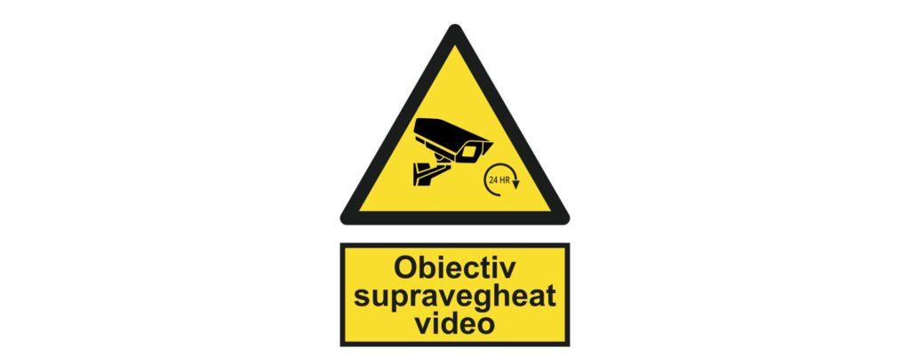 Folosiți sisteme de supraveghere video a proprietății? Ce obligații legale aveți