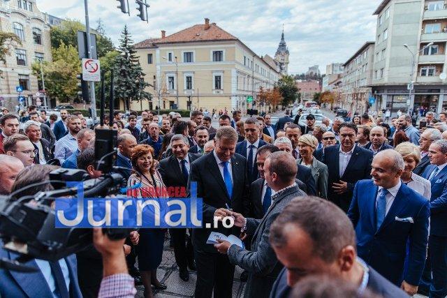 FOTO: Klaus Iohannis a făcut tot ceea ce putea să facă un președinte pentru a opri atacurile PSD împotriva statului român