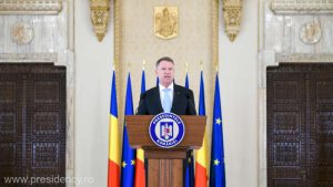 Iohannis: Prefer un guvern politic; ne îndreptăm înspre un guvern PNL sau în jurul PNL