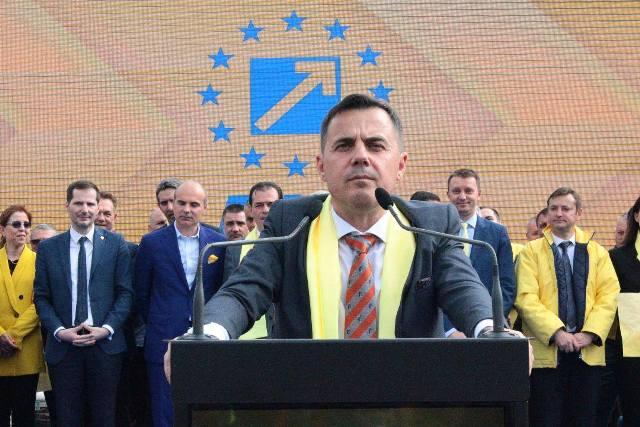 """Ion Ștefan, nominalizat ministru al Dezvoltării: """"Propunerea mă onorează și mă responsabilizează"""""""
