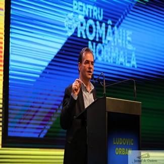 Ludovic Orban, la Timisoara: Cine isi imagineaza ca dosarul evenimentelor din 10 august poate sa mai ramana secret, se insala amarnic.