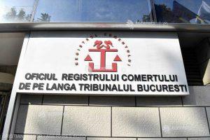 Numărul persoanelor fizice și juridice înmatriculate în județul Covasna, în creștere