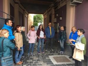 """""""Oameni, ziduri și povești"""" – o călătorie în lumea evreilor din Sibiu"""
