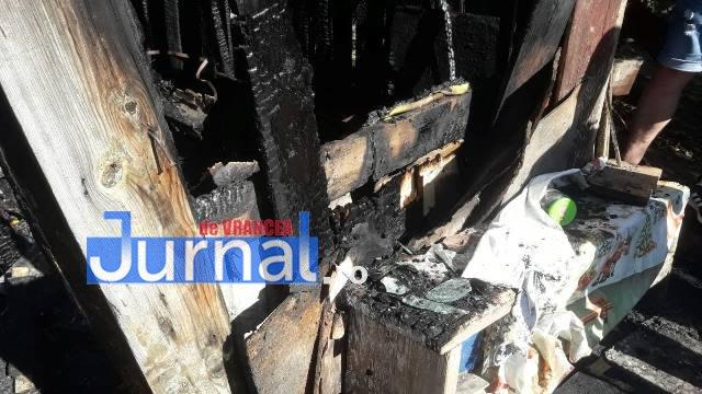 Pagube importante în urma incendiului de pe strada Gheorghe Asachi