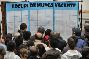 Peste3.200 de șomeri în Sibiu și o mie de job-uri disponibile