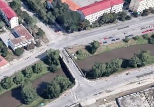 Primăria Sibiu pregătește reparații generale la podul Maria Tereza
