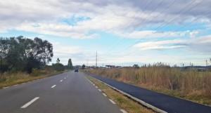 Se inaugurează pista de biciclete care leagă Cisnădia de Sibiu