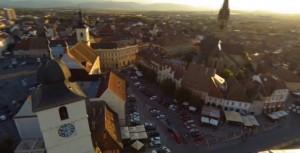 Toamnăfrumoasă la Sibiu. Temperaturile vor fi destul de ridic