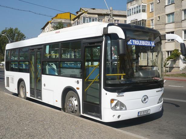 Troleibuzul anunță cine beneficiază de abonamente gratuite în Piatra Neamț