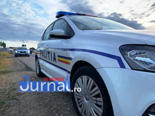 Un tânăr drogat a provocat un accident rutier la Ploscuțeni