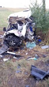 Zece morți și șapte răniți, după ce șoferul unui TIR ar fi