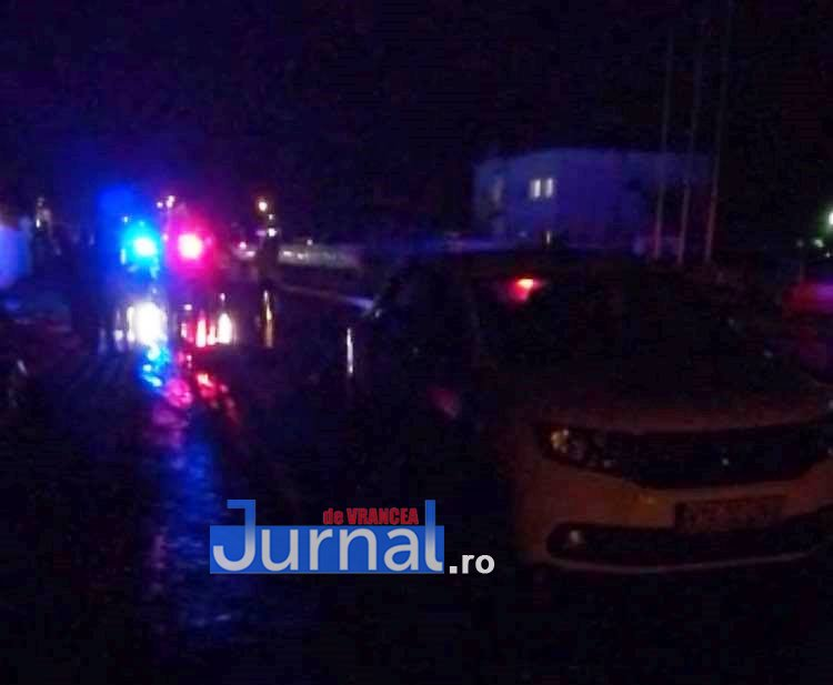 ACUM: Accident mortal pe șoseaua de centură a Focșaniului