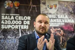 """Adrian Bibu, chemat la Guvern. """"Vreau să mă întorc la Sibiu,"""