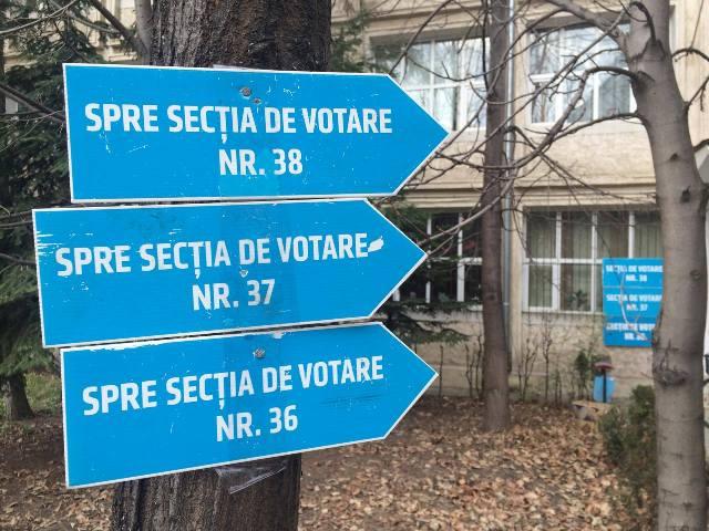 AEP: Peste 18 milioane de alegători, înscrişi în listele electorale