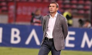 Antrenorul FC Hermannstadt, Eugen Neagoe, eliminat după ce i s-a făcut rău pe banca tehnică