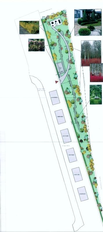 """ANUNȚ Începe implementarea proiectului """"Amenajare grădină p"""