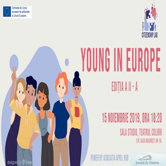 Citizenship Lab Young In Europe Workshop, Editia a II – a