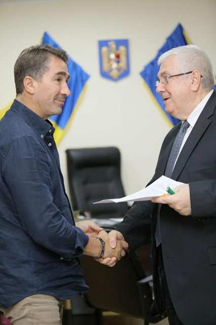 Codruț Munteanu, managerul Spitalului Județean vine cu preciză