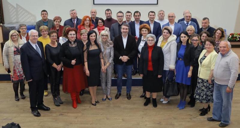 Conducere nouă la Organizația PSD Piatra Neamț