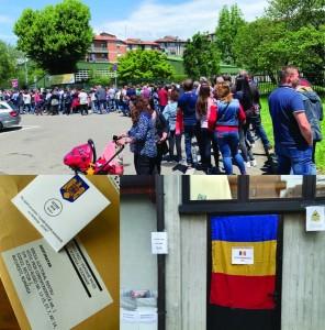 Cum s-a ușurat votul în diaspora: de la două ore, la două minute. Pe ceas