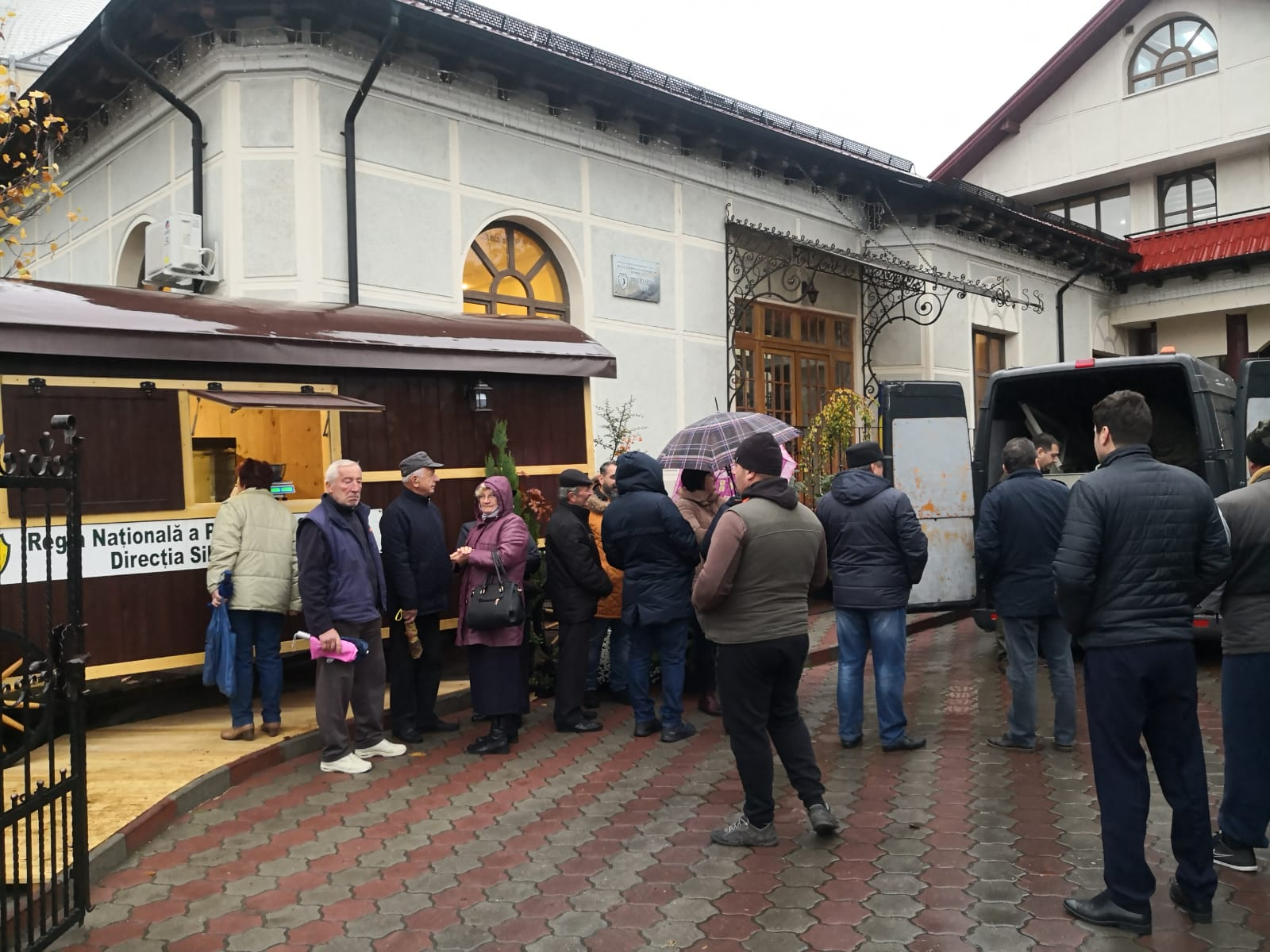 """""""Green Friday"""" – o inițiativă de succes a Direcției Silvice Neamț"""