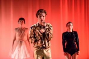 Iustinian Turcu își serbează ziua de naștere în teatru. Actorul împlinește 26 de ani