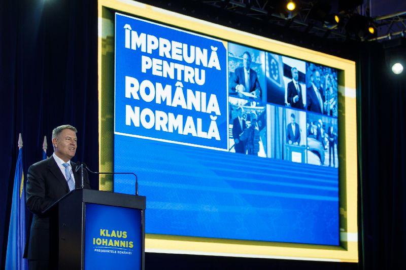 Klaus Iohannis a explicat de ce este important ca românii să meargă la vot pe 24 noiembrie