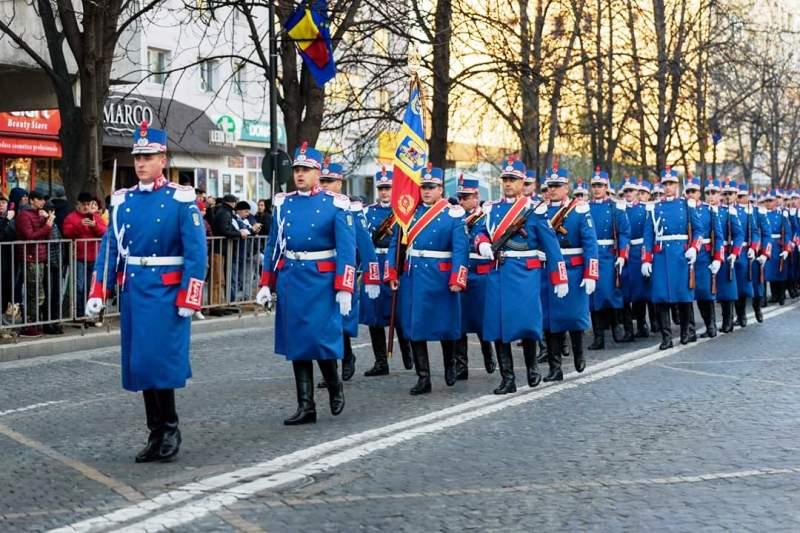 Peste 100 de angajați MAI vor asigura ordinea publică de Ziua Națională, la Focșani