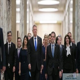 Presedintele Klaus Iohannis, tur de forta pe la ministere