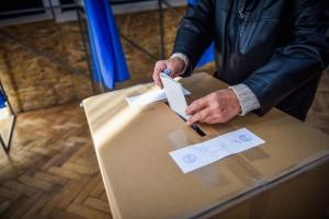 Prezență mare la vot, până la ora 8:00, peste europarlamentarele din mai