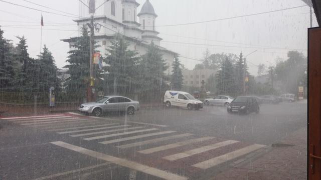 Prognoza meteo pentru Neamț penru sâmbătă, 23 noiembrie