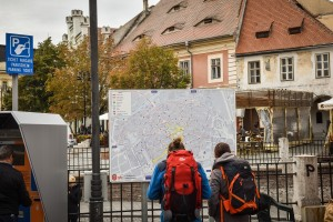 Statistică: Sibiul a fost vizitat vara aceasta de mai puțin de
