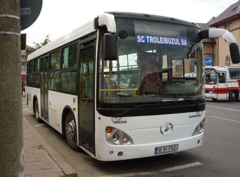 Troleibuzul SA anunță noul program de transport, valabil începând cu 15 noiembrie