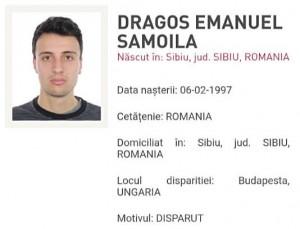 Un sibian de 22 de ani este căutat, după ce a dispărut în Bud