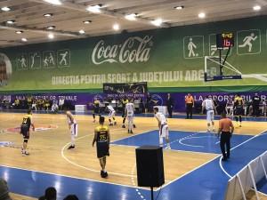 Victorie pentru CSU Sibiu, la Pitești. Următorul meci se joacă în FIBA