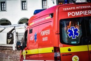 Accident pe Mihai Viteazu: Pieton lovit în plin