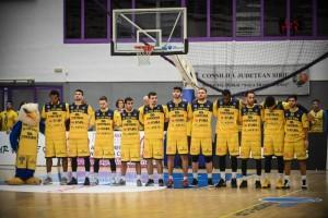 BC CSU Sibiu își donează maiourile de la FIBA. Sibienii aleg p