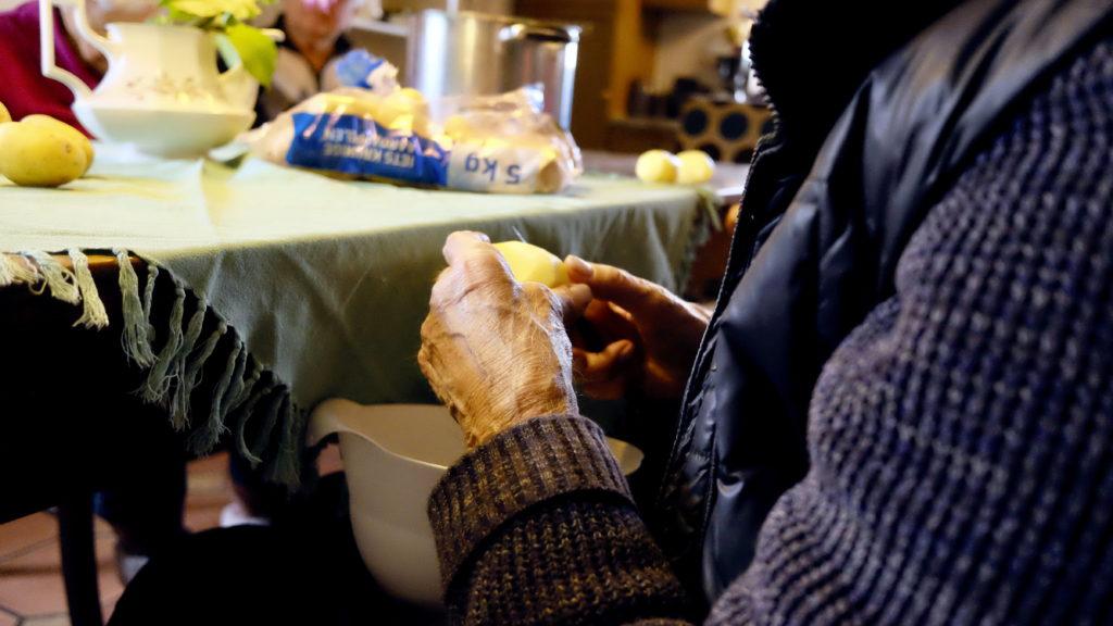De 1 Decembrie, o femeie de lângă Blaj și-a aniversat împlinirea a 100 de ani