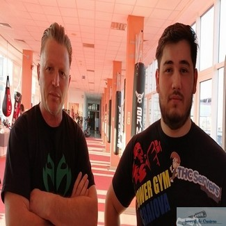 KickBox / Ionut Alin Iancu : Am fost chiar la un pas de a renunta la meciul de la Bistrita …