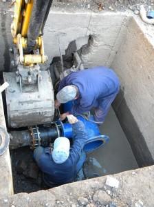Posibile scăderi de presiune în furnizarea apei potabile în cartierul Hipodrom II