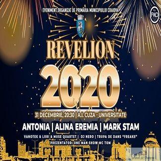 Revelion Craiova 2020 : Antonia, Alina Eremia si Mark Stam vor canta in centrul Craiovei!