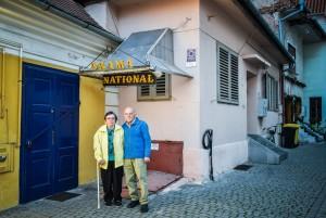 """S-a încheiat o eră în Sibiu, s-a închis Crama: """"Este emoționantă ziua în care se închide"""""""